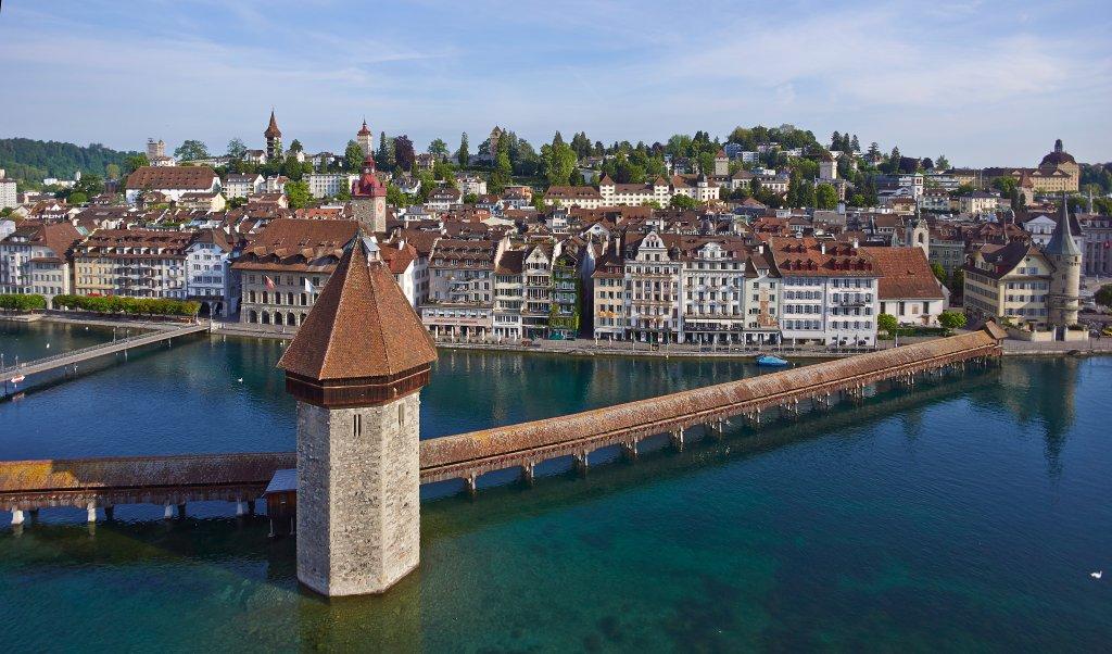 Luzern Wasserturm